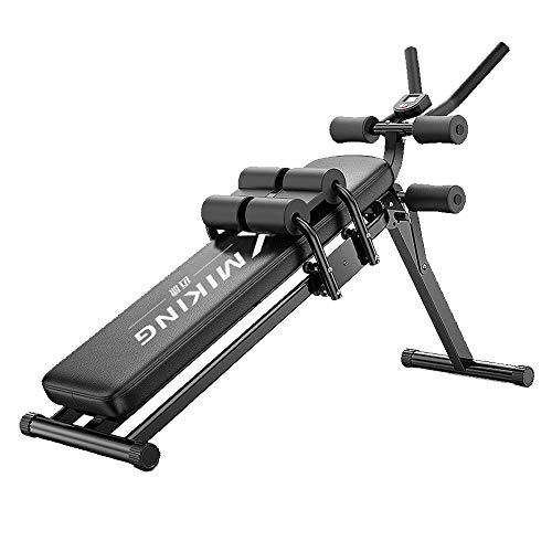 HECHEN Abdominal Trainer Multifunktion, Faltbar Verstellbar Fitness Fitness-Maschine, Fauler Bauch, Robuster Taillentrainer
