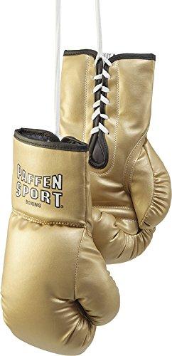 Paffen Sport Star Promo Deko & Souvenir Boxhandschuhe in Gold