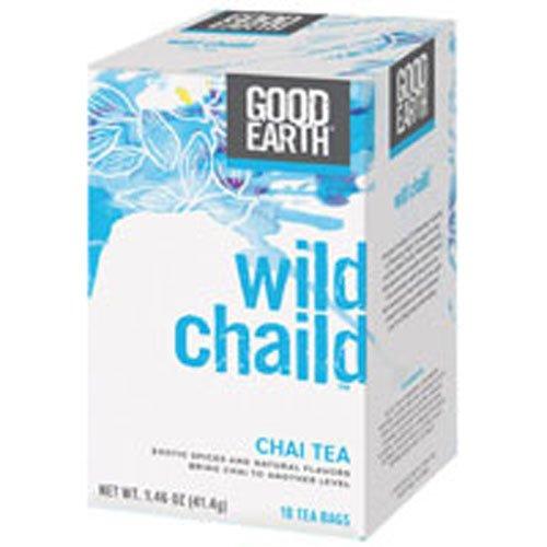 Good Earth Tè selvatico chaild