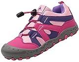Mishansha Niño Zapatos de Trekking Niñas Zapatillas Deportivas Chico Zapatillas de Senderismo Exteriores Casuales Cómodo Calzado Interior