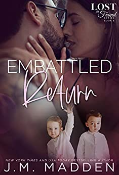 Embattled Return (Lost And Found Book 6) by [J.M. Madden]