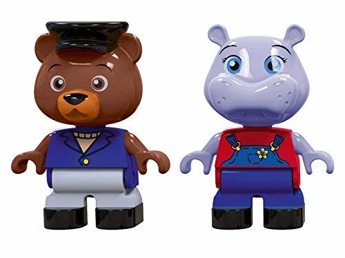 BIG Spielwarenfabrik 8700000234 AquaPlay BO & Wilma Spielzeug