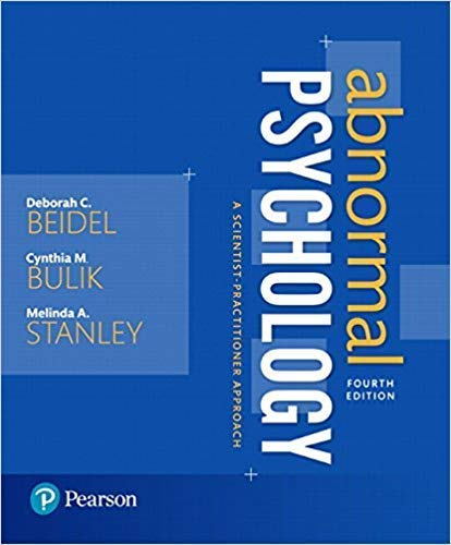 Abnormal Psychology: A Scientist-Practitioner Approach -- Books a la Carte (4th Edition)