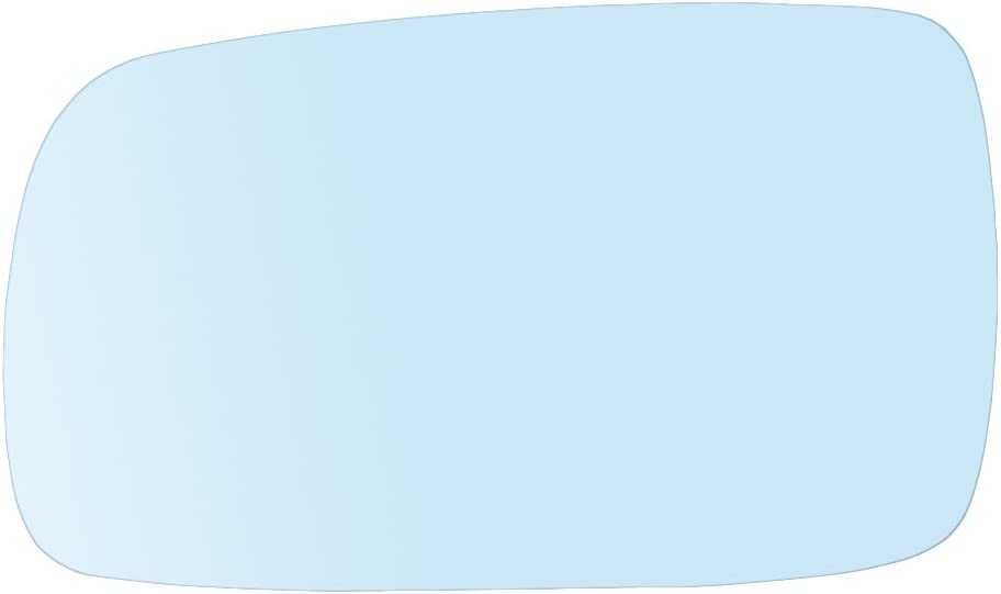 Brock safety Replacement Driver Side Max 64% OFF Blue wi Mirror Tinted Base Glass