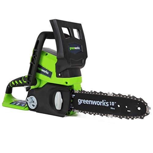 Greenworks 24V Akku-Kettensäge 25cm (ohne Akku und Ladegerät) - 2000007