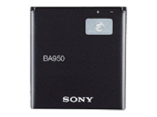 Akku Original Sony BA950 LiIon Xperia ZR