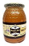 Miel de abeja Natural y Pura Mil Flores, Nerpio, Sierra del Segura, 100% NATURAL- Empresa Familar- Desde 1972- Origen ESPAÑA 1Kg