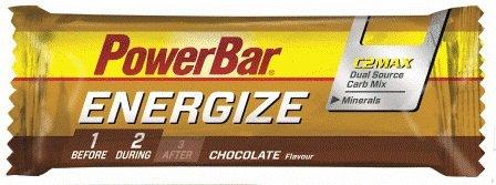 PowerBar Energize Bar 10 x 55g Riegel 10er Pack Banane