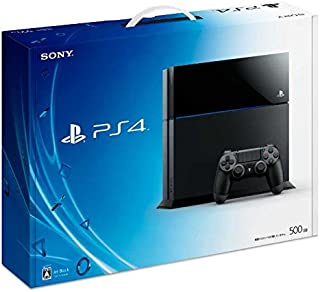 PlayStation 4 ジェット・ブラック 500GB (CUH-1100AB01)【メーカー生産終了】