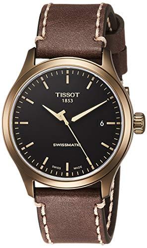 Tissot Herren-Uhren Analog Automatik One Size 87990397