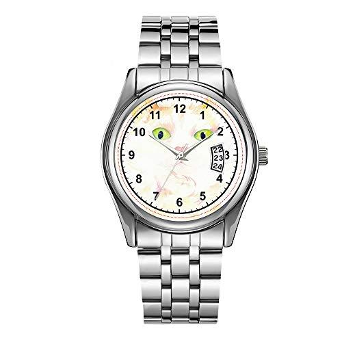Reloj de lujo de los hombres 30m impermeable fecha reloj masculino deportes relojes hombres cuarzo...