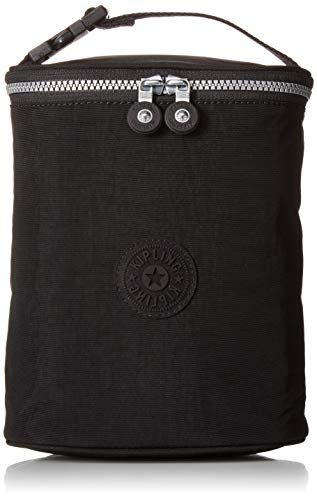 Kipling Damen Insulated Baby Bottle Holder, On Strap, Black Isolierte Babyflaschenhalterung, Clip-Riemen, schwarz, Einheitsgröße
