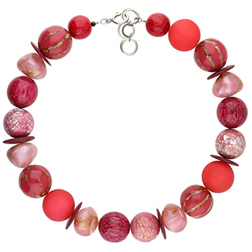 langani Damenhalskette Pinko Handmade Since 1952 wunderschöne Halskette