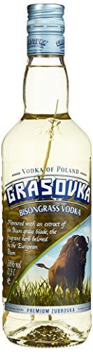 Grasovka Bisongrass Vodka (1 x 0.5 l)