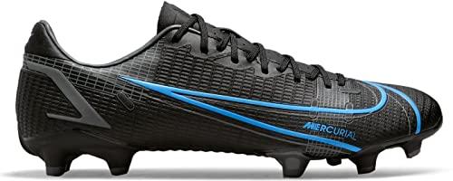 Nike Herren Vapor 14 Academy Fußballschuh, Black/Black-Iron Grey, 45.5 EU