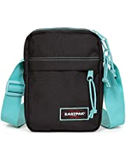 EASTPAK THE ONE Borsa a Tracolla, 21 cm, 2.5 L, Nero (Kontrast Water)