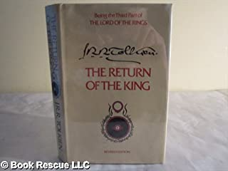 The Return oOf The King (Ballantine Hardback 2nd edition (Rev) 1965, Lord Of The Rings Volume 3)