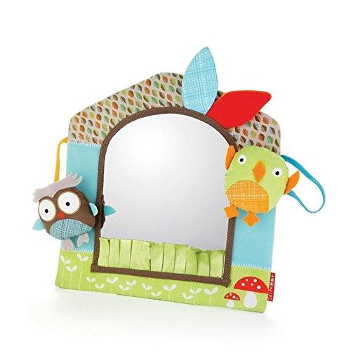 Skip Hop Baby Treetop Friends Activity Mirror, Multi