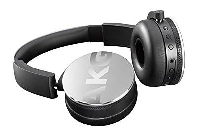 AKG Y50BT Cuffie Bluetooth Wireless Ricaricabili, Compatibili con Smartphone e Tablet iOS e Android