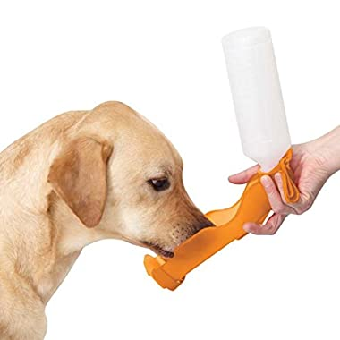 Guardian Gear Pet Waterer Handi-Drink Portable Water Drinking Bottle for Pets