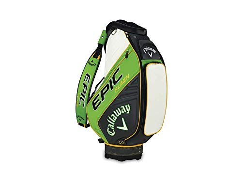 Callaway Golf 2019 Epic Flash Staff Sac Chariot, Homme, 5119218, Green/Charcoal/White, Taille Unique