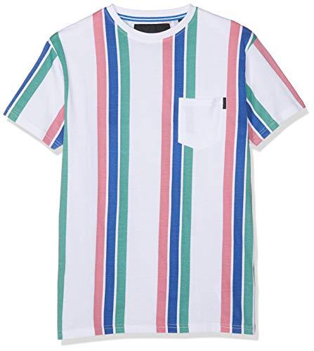 Soul Star Herren Meli T-Shirt, Weiß (White FFFFFF), XXL