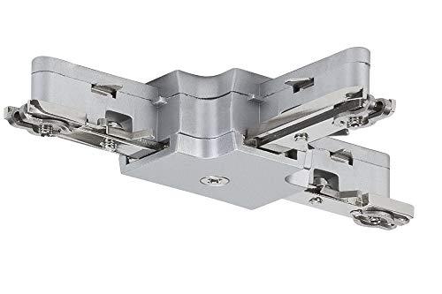 Paulmann Stromschienensystem, Verschiedene Materialien, Silber