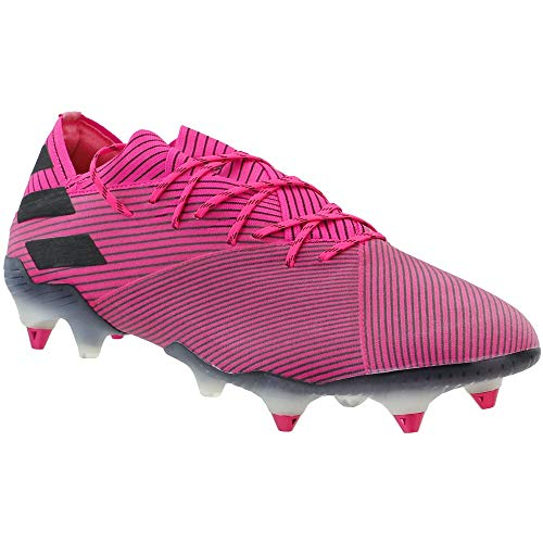 adidas Mens Nemeziz 19.1 Soccer Cleats - Pink - Size 9.5 D