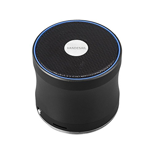Altoparlante Stereo Bluetooth oratori, Vandesail  4.0 Wireless Portatile Con Potenza Maggiore 10w Bass, ad Alta Fedeltà suono, Costruito Nel Microfono per iphone, ipad, samsung, nexus, htc