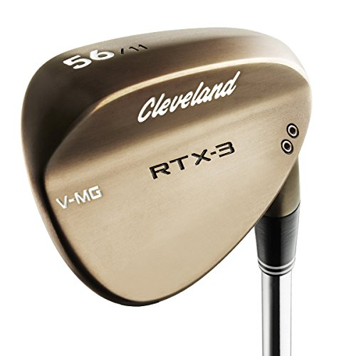 Cleveland RTX-3Tour RAW Wedge, 56°, 11Bounce