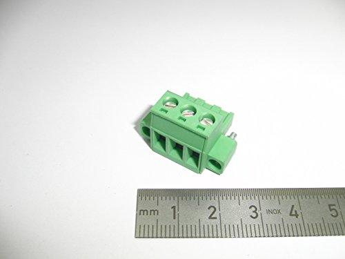 MSTB 2,5/3-ST-5,08 – 1757022 Pluggable terminal block 5.08mm ways: 3 straight p