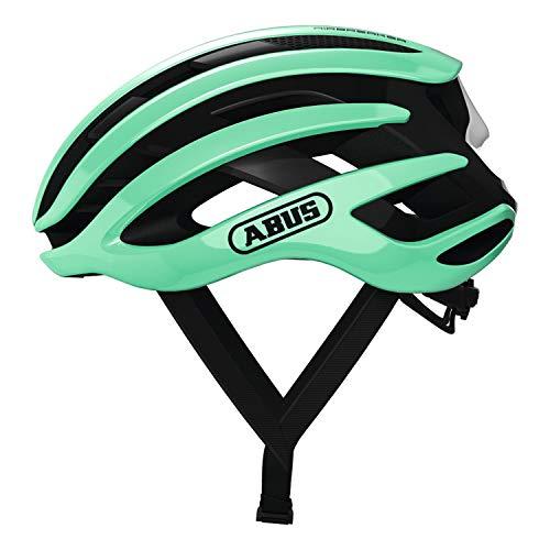 ABUS Unisex-Erwachsene AIRBREAKER Road Helm, Dark Grey, M