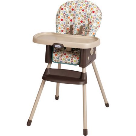 Graco - SimpleSwitch 2-in-1 High Chair and Booster, Twister