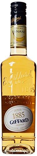 Giffard Creme de Bananes Liqueur, 50 cl