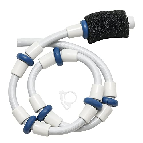 MAKHOON Automatic Pool Cleaner Sweep Hose Complete B5 Replacement Fits for Zodiac Polaris 180 280 380 480 Pool Cleaner Sweep Hose Complete B5 B-5 (1)