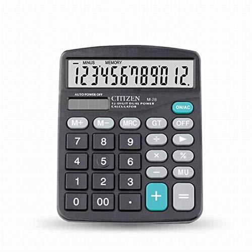 Calculadora De OficinaCalculadora Cámara H.264 1080P-WiFi Cámara HD Inalámbrica Remota Botón Grande Para La Oficina Básica Diaria