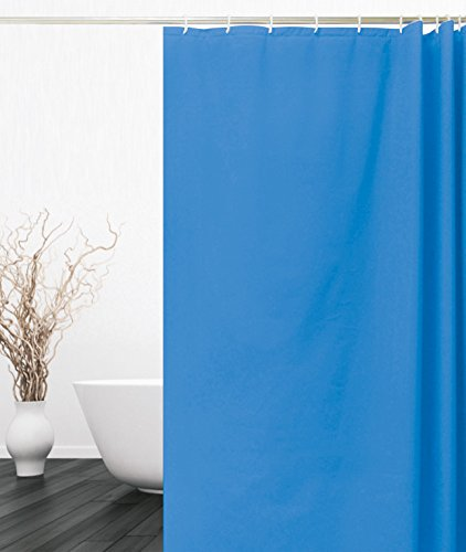eliplast 10210/1 14 douchegordijn PEVA, 180 x 200 cm, meerkleurig