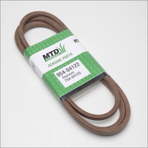 Amazon com : MTD 954-04122 46-Inch Deck Drive Belt for