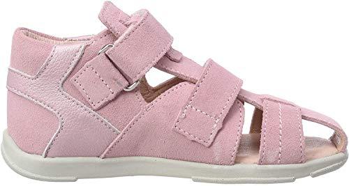 Däumling Baby Mädchen ULF Sandalen, Pink (Turino Confetto 00), 22 EU