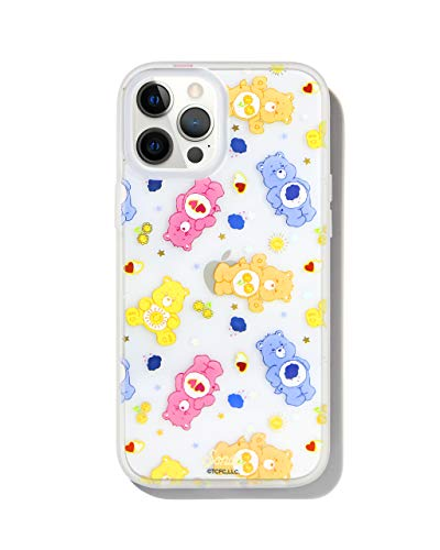 Sonix Candy Bears Case for iPhone 12ProMax [10ft Drop Tested] Protective Care Bears Clear Cover for Apple iPhone 12 Pro Max