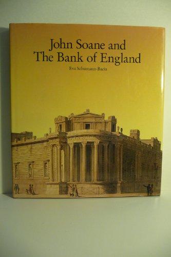 John Soane and the Bank of England, American Edition