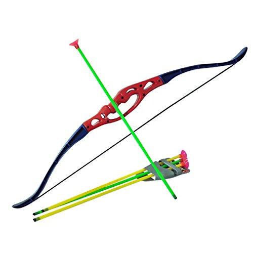 Kingfisher Juego para niños de Arco con Flecha, Unisex SF19, 6 Unidades,...