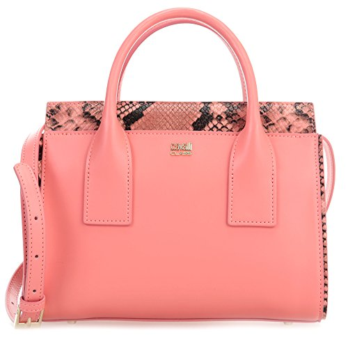 Roberto Cavalli Class Lucille Bolso pink