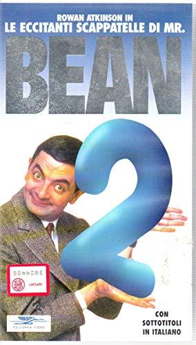 DR2 VHS Le eccitanti scappatelle di Mr. Bean 2 con sottotitoli in italiano