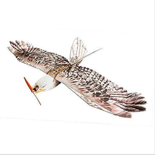 Avión de Control Remoto Bailar Kit DE Wings Hobby DW de Eag