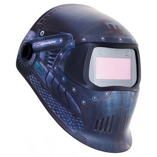 3M Speedglas 100 Welding Helmet Trojan Warrior 07-0012-31TW/37239(AAD), with ADF 100V