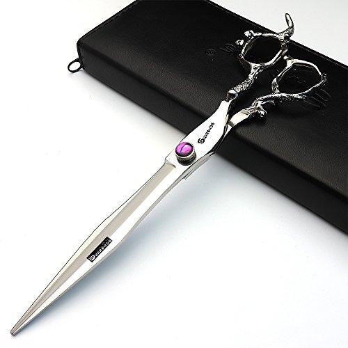 Japón 8 Inch pelo estilista profesión tijeras peluquería