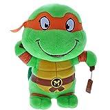 Ty Michelangelo Teenage Mutant Ninja Turtles 10' Medium Sized Plush