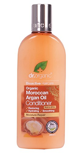 dr organic moroccan argan oil shampoo review