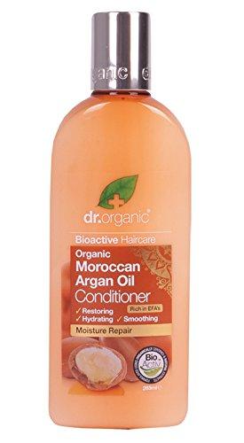 Dr. Organic, Balsamo all'olio di Argan, 265 ml